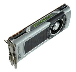 GPU GeForce GTX 780 Ti